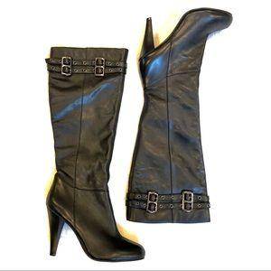 Arturo Chiang Black Heeled Boots! 🌟🖤